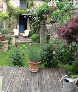 Le patio - Noyers