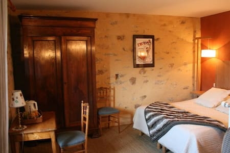 Guesthouse in a quiet enrivonment - Landévant - Bed & Breakfast