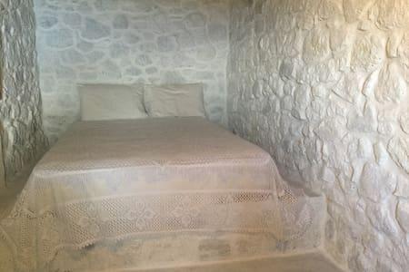 Sunset Stone House