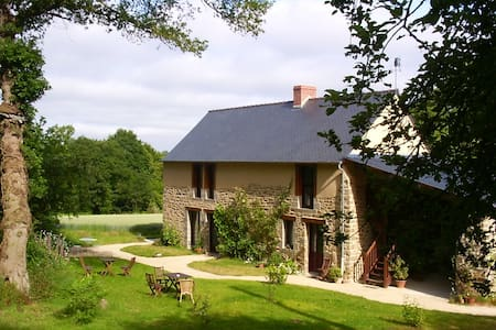 La Hulotte B&B (breakfast included) - La Chapelle-aux-Filtzméens - Гестхаус