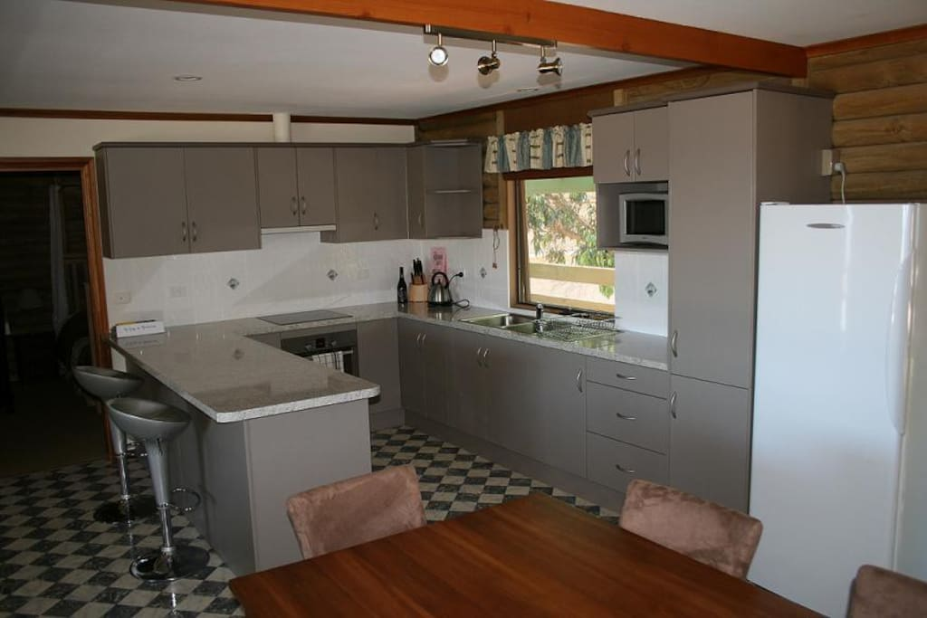 Kitchen - fully equipped!