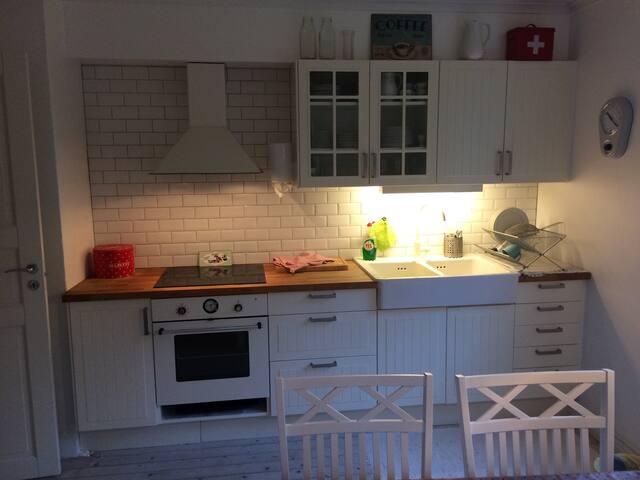 Nyrenoverad villa i Fjällbacka - Fjällbacka - Huis