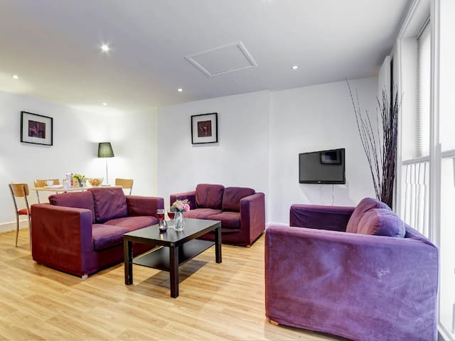 NEXT to BritishMuseum - Large Apartment for 5 ppl