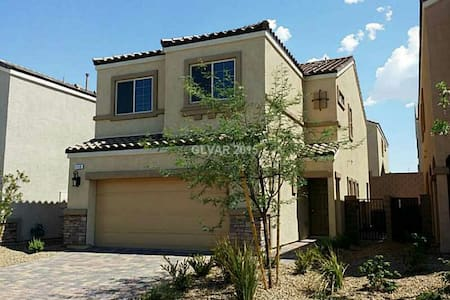 Brand new home in a very safe area of Henderson. - Henderson