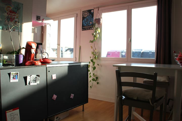 Cosy flat in the center of Vannes - Vannes - Apartment
