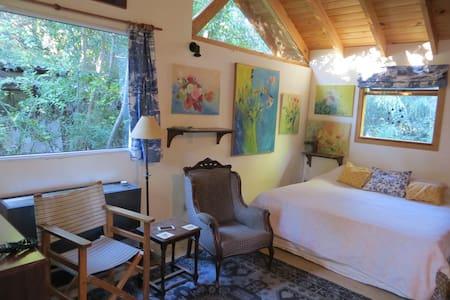 Little cottage in a plant nursery - San Carlos de Bariloche