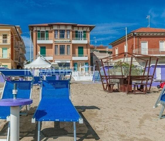 Camera Hotel Bartolini sul mare a Bellaria