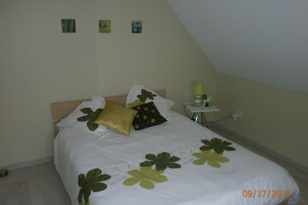 Double bed and breakfast - Bartenheim