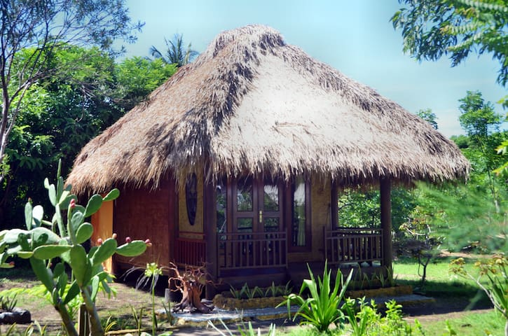 Amigos Bungalow,Gili Meno,Indonesia - Pemenang - Willa
