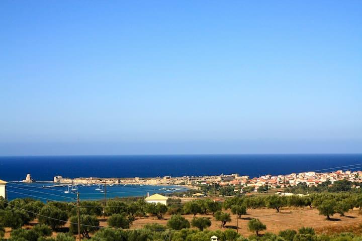 Villa Tatiana - Methoni - Villa