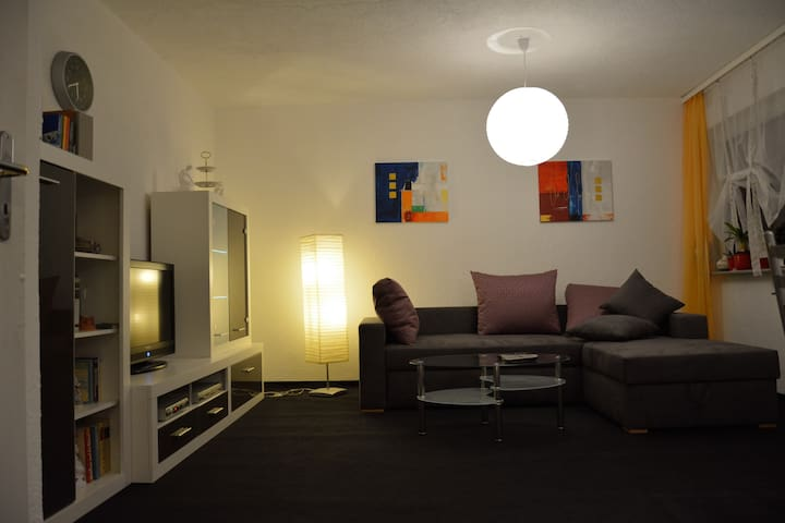 Cosy apartment with large terrace - Fürth - Apartment