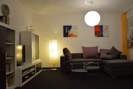 Cosy apartment with large terrace - Fürth - Lakás
