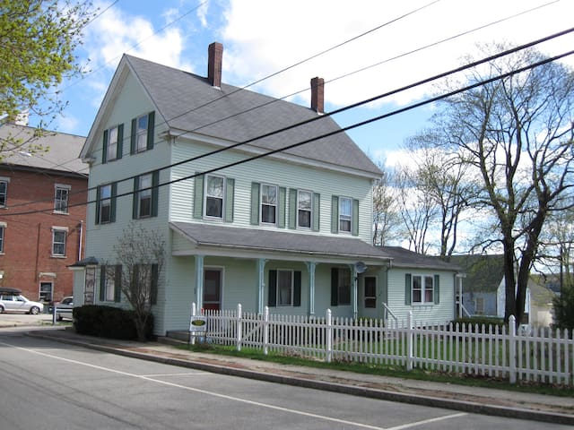 Green Gables,home n garden downtown - Wiscasset - Leilighet