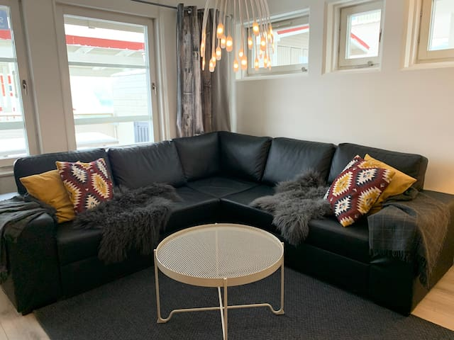 Sofa seating - also sofa bed for 2
