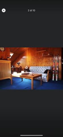 Appartamento a bagnolo Piemonte al altezza  1200km