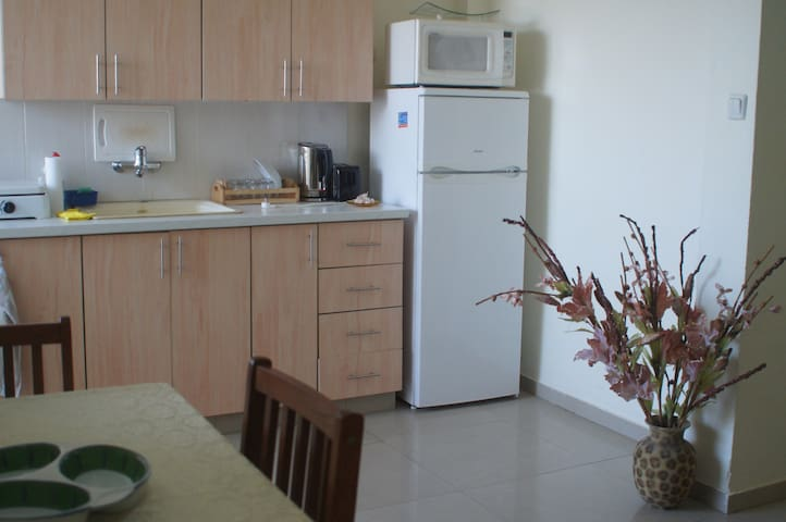 Fully furnished Holiday home - Kiryat Yam - อพาร์ทเมนท์