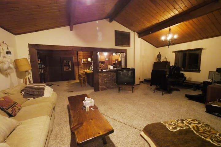 Cozy house in Sugarbush Vermont - Warren - Casa