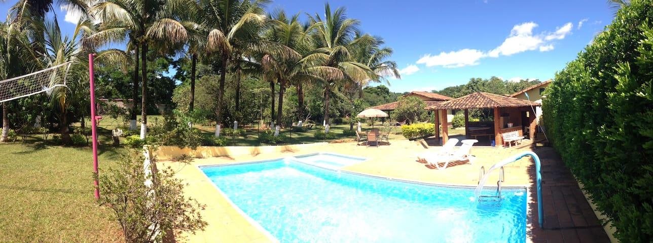 Property in Minas Gerais with pool! - Sete Lagoas - Talo