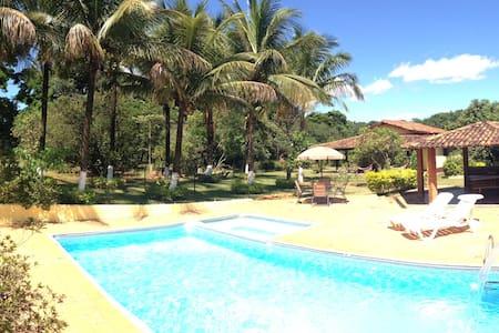 Casa em Minas Gerais com piscina!! - Sete Lagoas