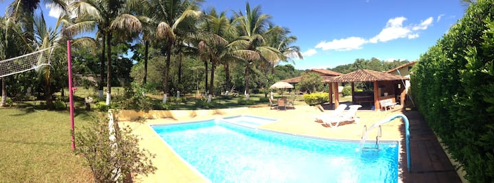 Property in Minas Gerais with pool!