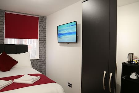 Deluxe Single Room near Wembley Stadium -P9203 - 文布利 - 精品酒店