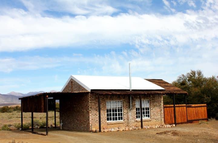 Wolvekraal Guest Farm - Granaatbos Cottage