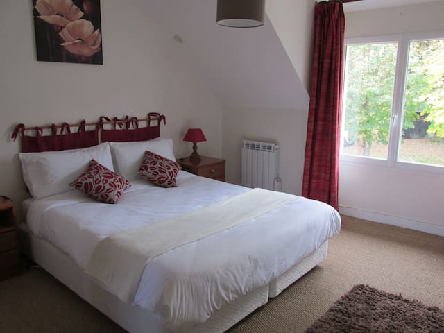 Countryside Retreat: coquelicot - Faverolles - Bed & Breakfast