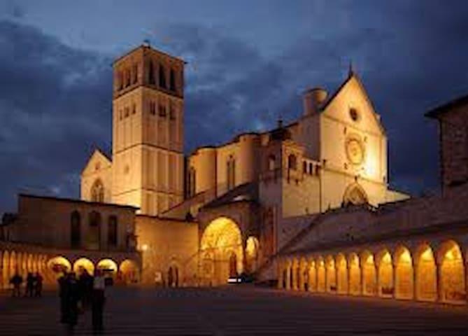 Appartamento ad Assisi da 19 al26.4 - Pian della Pieve