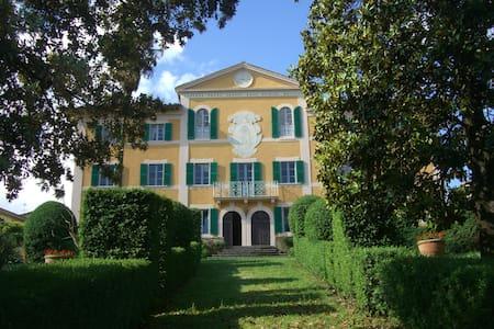 History Relax and Spa in Tuscany  - Casciana Terme - Villa