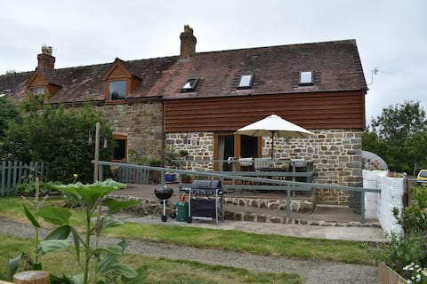 Friendly Farm Stay Accommodation in an AONB