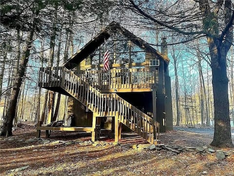 Cozy Cabin - Renovated 2021 Big Bass Lake