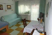 1 Zimmer Appartement 10 min vom Hbf