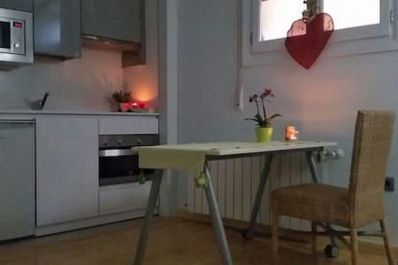Precioso apartamento a 3 minutos  Acueducto - Lägenhet