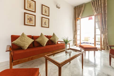 The Jasper Suite - A Self-Serviced Residence