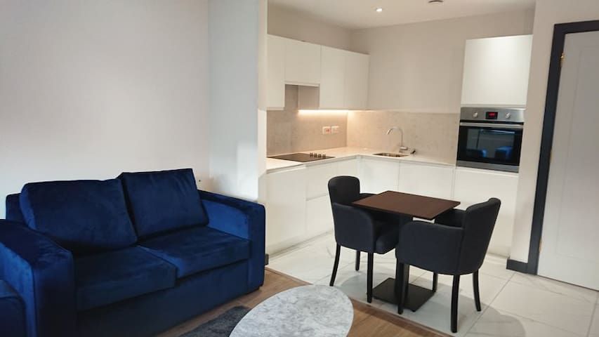 Liverpool City Centre 1 bedroom apartment