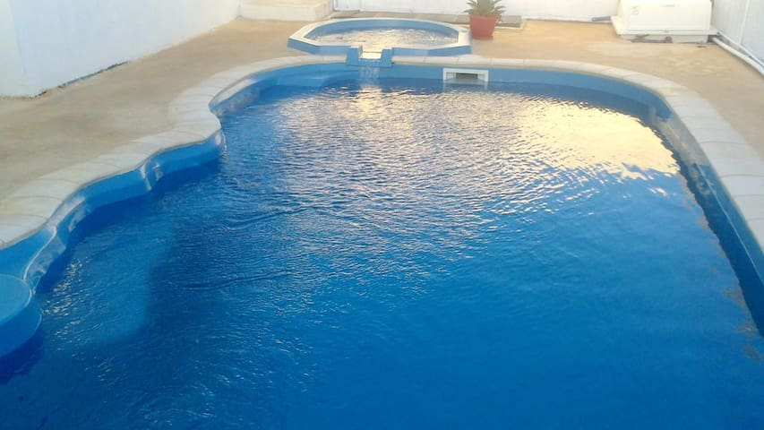 Villa with 6 bedrooms in Flic en Flac, with private pool, terrace and WiFi