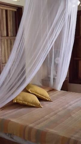 First bedroom - sweet dreams