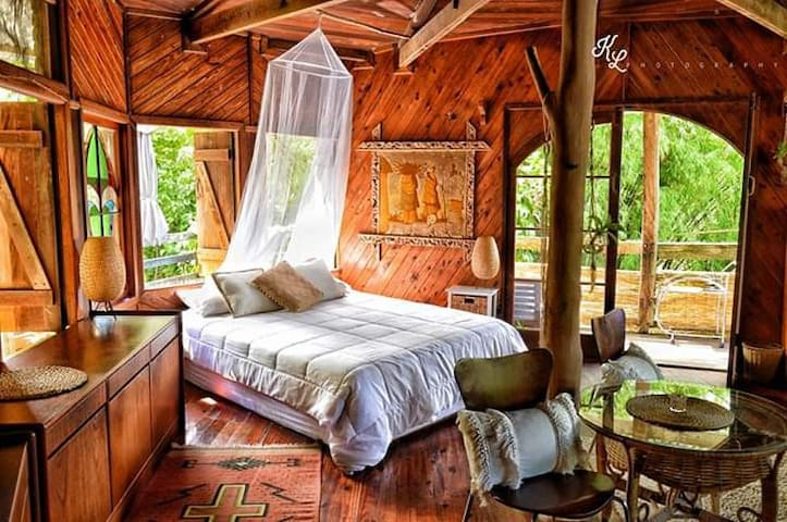 The Nautilus Room Polynesian Villa Noosa Area