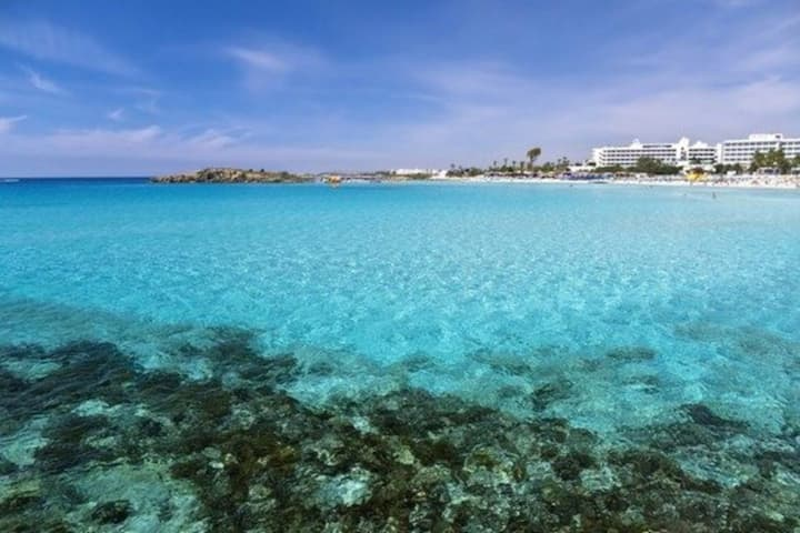 Rent a Luxury Apartment in Cyprus Close to the Beach, Protaras Apartment 1212