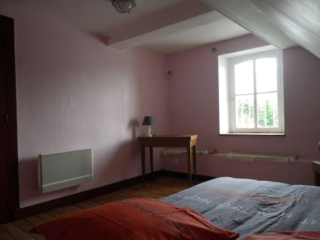 Chambre avec vue sur l'Yevre - Vierzon - House