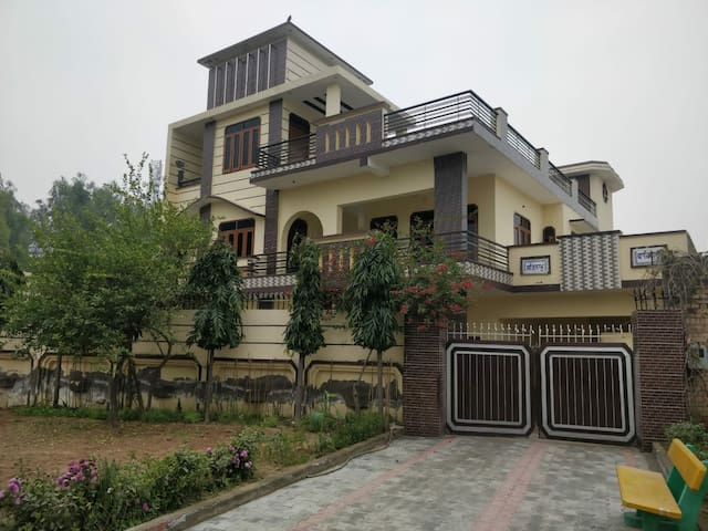Indian Punjabi Kothi (Big House)