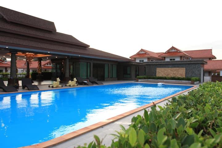 Monthly Villa 3 BR  -- H.60