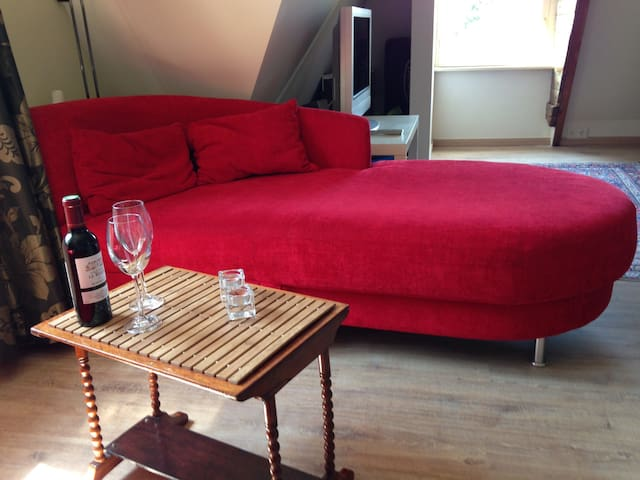 PRIVAT LOFT NEAR SCHIPHOL-AIRPORT AND A'DAM    TOP - อัมสเทลวีน