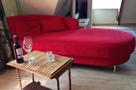 PRIVAT LOFT NEAR SCHIPHOL-AIRPORT AND A'DAM    TOP - Amstelveen - Loft