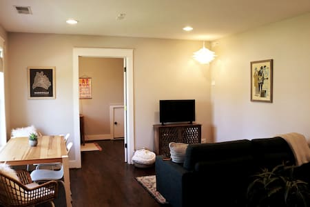 Modern 1BR with Office/Bonus Room in Hip Donelson