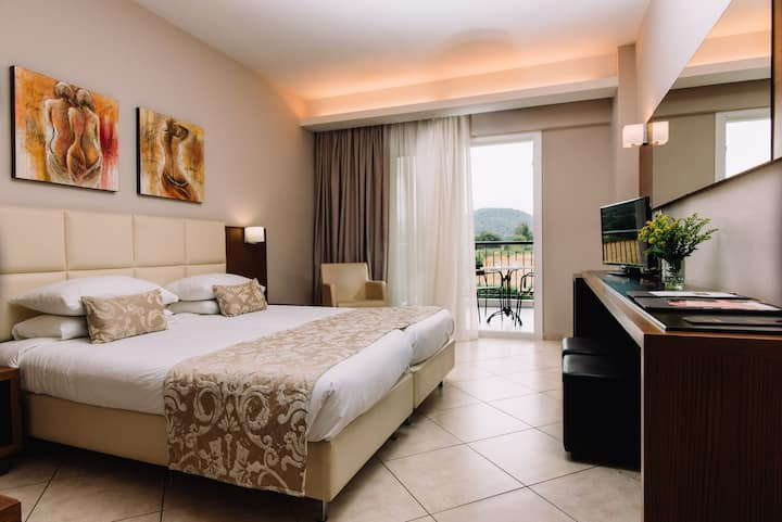 Superior Twin Room - Aar Hotel & Spa Ioannina