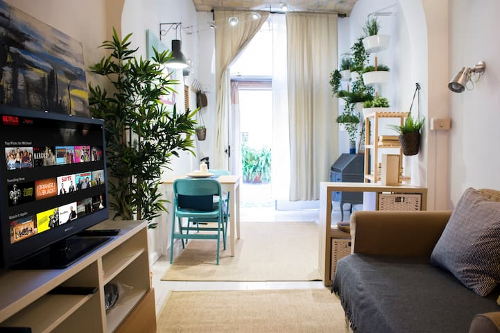 Leopardo Loft in the heart  of Trastevere