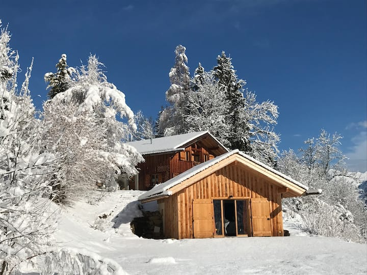 Small charming chalet