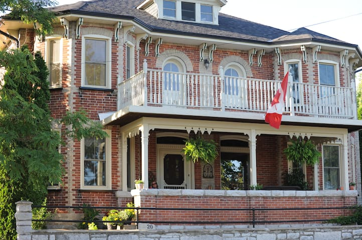 Rippling Waters Bed & Breakfast, Bobcaygeon