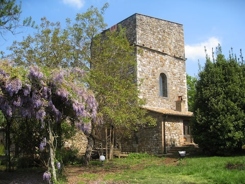 Podere Vitiano - Exclusive tower 10th century